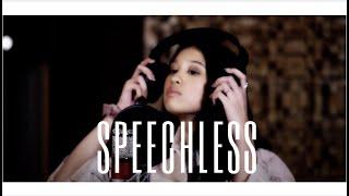 Speechless - Naomi Scott // Cover by Laetisia Sembiring