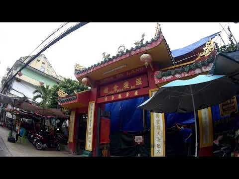 Saigon motorbike tour /to China town