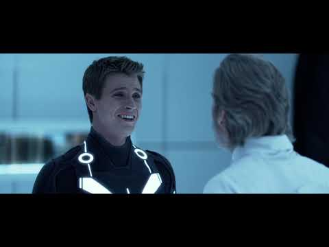 Tron 2010 - Father And Son Meet After 20 Years