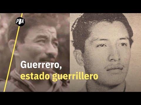La guerrilla en Guerrero, México