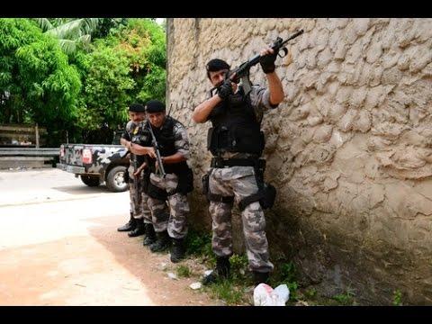 Policia Militar ROTAM - Belém do Pará EP 03