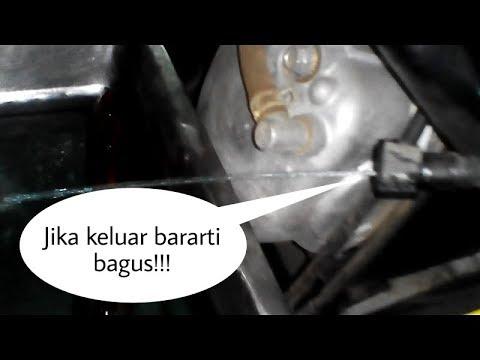 Cek Tekanan Fuel Pump Atau Pompa Bahan Bakar Motor Injeksi Youtube