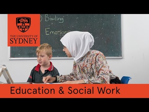 Shape the future - Study to become a Teacher at the University of Sydney