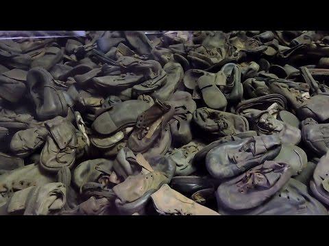 Obóz koncentracyjny Auschwitz Oświęcim.