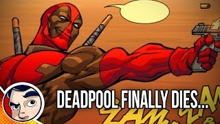 Deadpool 's Death... Powerless Finale - Complete Story