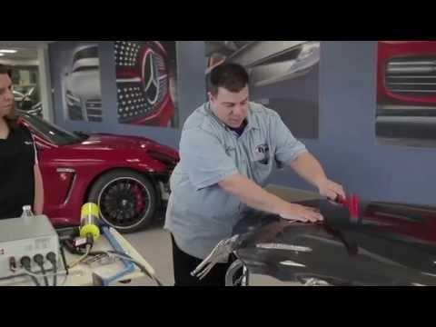 Repairing Aluminum Body Panels With Collision Damage