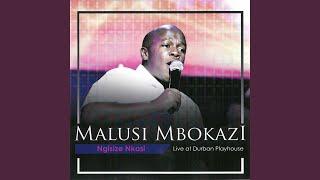 Medley (Ezweni siyahlupheka / Ngicebile kakhulu / Yebo Nkosi) (Live)