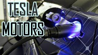 Gambar cover Top 10 Fun Facts About Tesla Motors