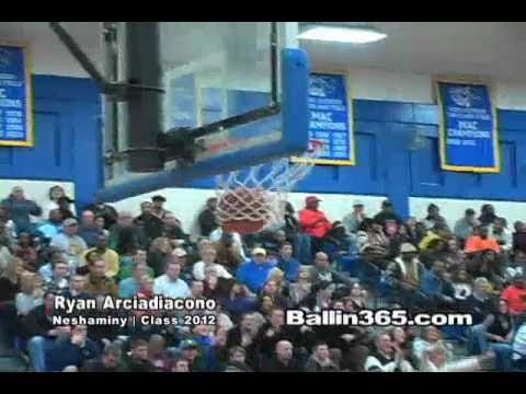 Ryan Arcidiacono getting buckets @ the Jameer Nelson Classic Serious Game
