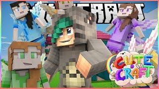 MY NEW BEST FRIENDS! - CuteCraft Minecraft SMP - Ep.10