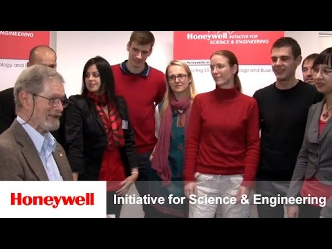 Honeywell Initiative For Science And Engineering, Czech Republic | Corporate Citizenship | Honeywell