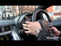 Onboard a Lamborghini Aventador Roadster in Central London