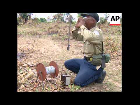 CAMBODIA: LANDMINES CONTINUE TO CAUSE INJURY