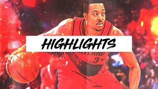 Best C.J. McCollum Highlights 2017-2018 Season | Clip Session
