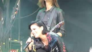 Silbermond - Nichts Passiert Live auf dem Highfield Festival 20.08.2017