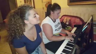 Sul ciglio senza far rumore - COVER by Mikela Larovere e Federica Bonavita