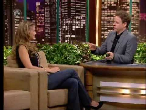 Bar Refaeli - Late night with Lior Shlein (March 09) Part1