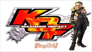 KOF: Maximum Impact - Lien Neville (Story Mode)