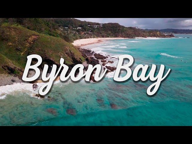 El pueblo de Byron Bay en un minuto - Vivir en Byron Bay