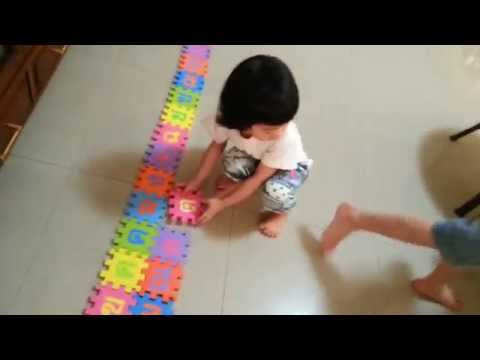 สื่อการสอนปฐมวัย :: ฝึกจำตัวอักษรภาษาไทย ก- ฮ เด็กปฐมวัย อนุบาล