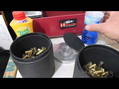 Tactical OP & Neo  Handguns & Reloading-Ammo Brass Cleaning