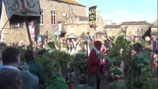 Helston Furry Dance and Hal-an-Tow 2012