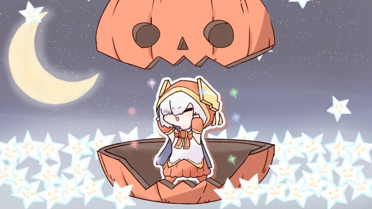 【Halloween】アルス・アルマルでウッーウッーウマウマ(゚∀゚)【アルス・アルマル】【にじさんじ】【手描き】