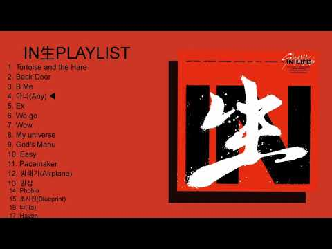STRAYKIDS(스트레이 키즈) IN生 ALBUM PLAYLIST