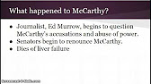 how is the crucible an allegory for mccarthyism essay  4 10