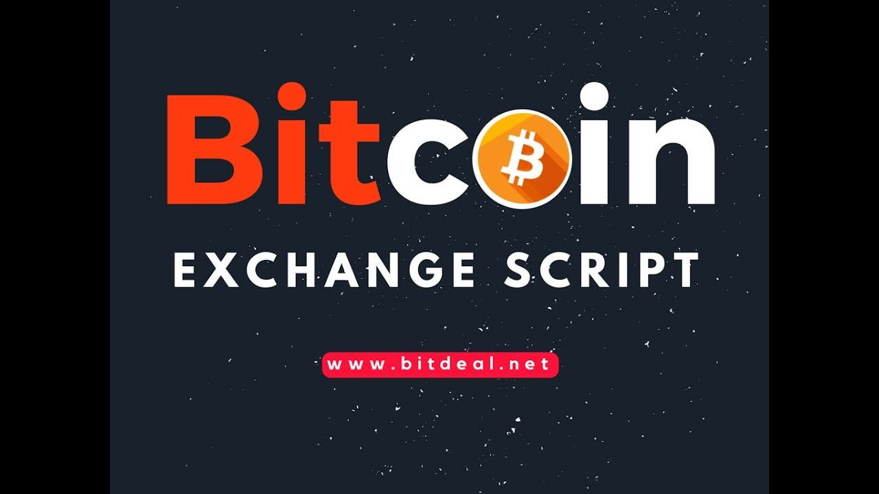 Php cryptocurrency exchange script