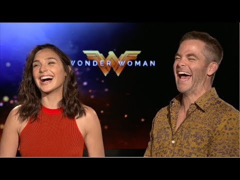 Wonder Woman Interviews: Sexism, Fighting and Dance Scenes