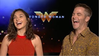 Wonder Woman Interviews: Sexism, Fighting and Dance Scenes