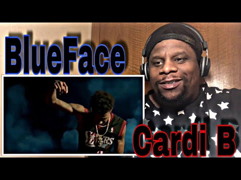 Blueface - Thotiana feat. Cardi B (Remix) (Official Video) Reaction