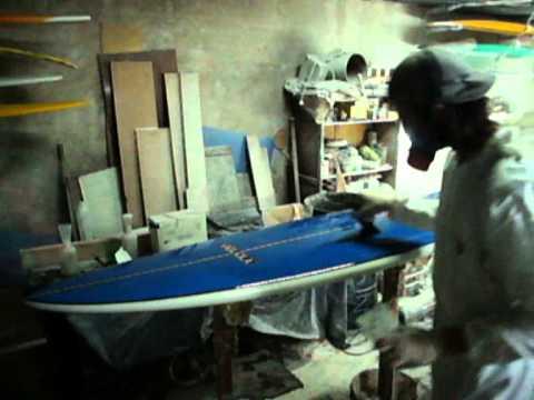 Vigliola Surfboards Gloss Coat