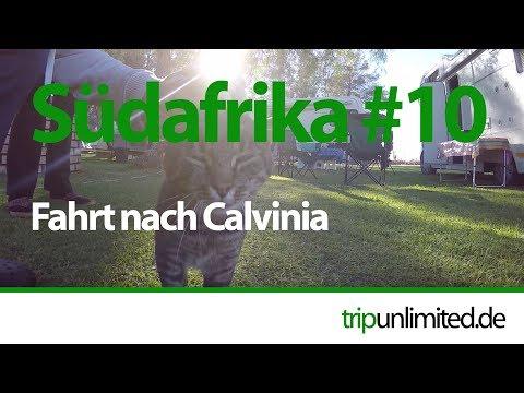 Südafrika 2017 #10 - Fahrt nach Calvinia
