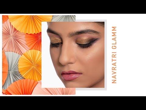Navratri Glamm | Saloni Shah