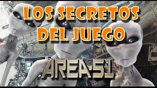   ÁREA 51: EL JUEGO MAS MISTERIOSO  