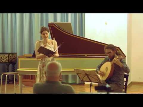 Dowland - Flow my tears & Tromboncino - Ostinato vo' seguire