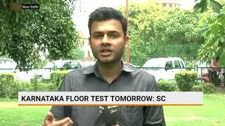Karnataka Election: Supreme Court Directs Floor Test Tomorrow