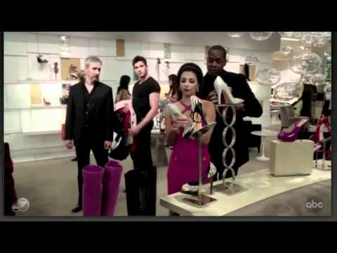 Gabby Solis Shopping