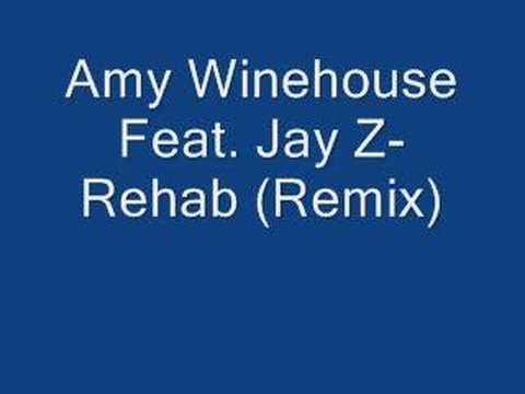 Amy Winehouse Feat Jay Z Rehab remix