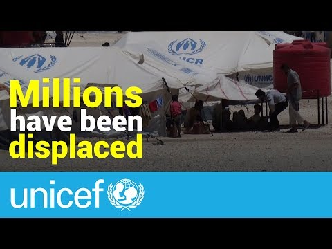 Children in Syria in worst crisis since WWII | UNICEF