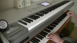 ピアノ&シンセ ふたりの天使 ダニエル・リカーリ piano&synth Concerto pour une Voix 愉和 thumbnail