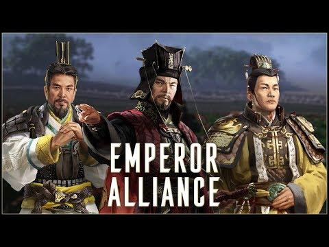 EMPEROR ALLIANCE - Dynasty Mode - Total War: Three Kingdoms