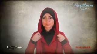 20 способов завязать шарфа от Rimma Allyamova