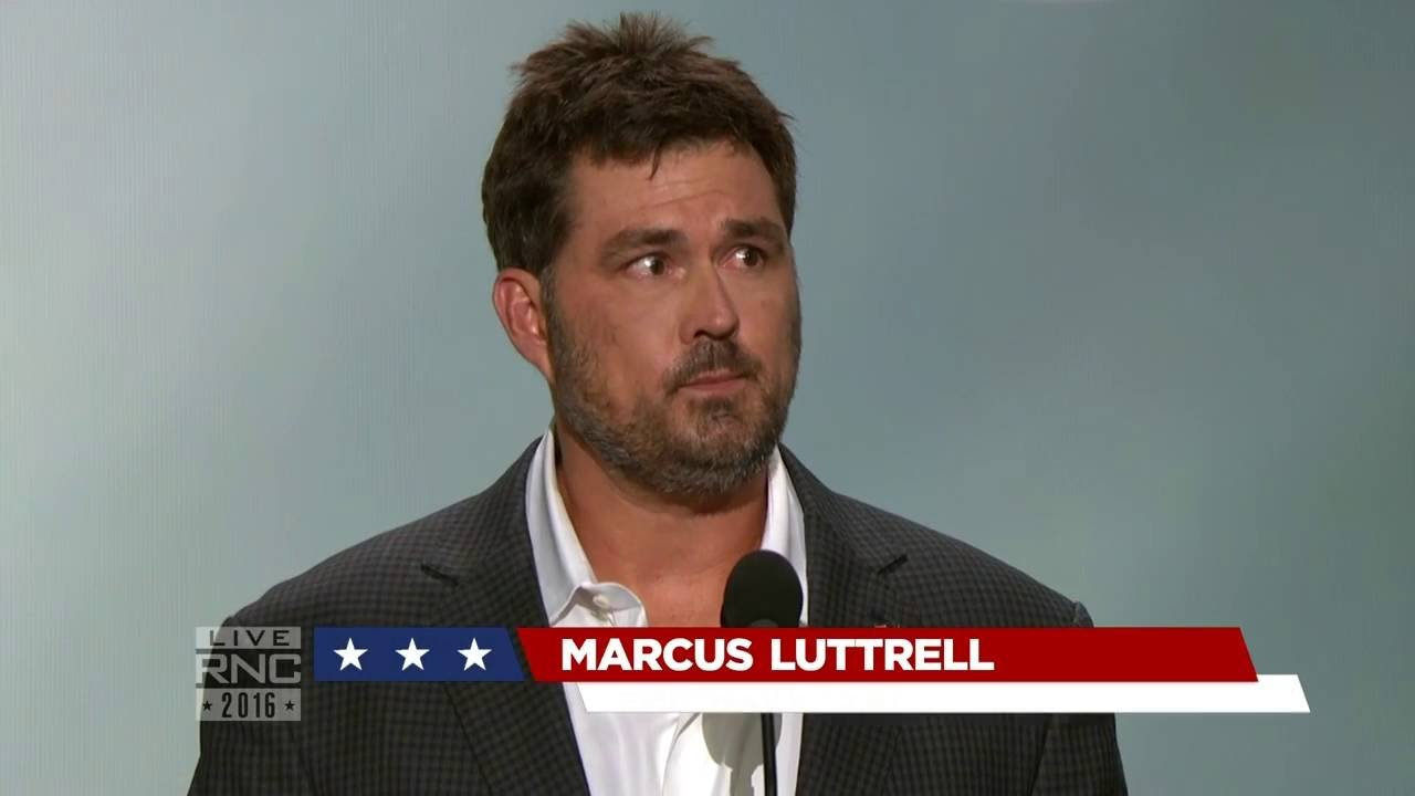 where does marcus luttrell live