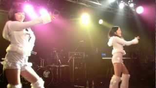 2012.12.24 米子AZTIC laghs にてGirls On X'mas.
