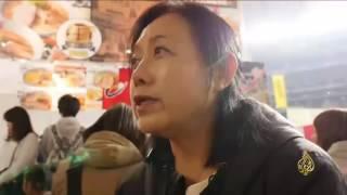 مهرجان للمأكولات المحلية بطوكيو