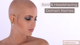 BALD & HeadShaving #DomainNames For Sale & More #Domains
