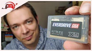 Das GEILSTE Modul für euŗen Gameboy Advance - Everdrive GBA X5 Mini